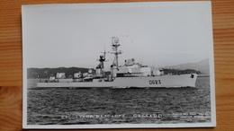 Escorteur D'escadre CASSARD - Barche