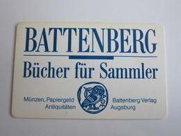K975 06.92 Telefonkarten Cataloge,mint,with A Logo Of Owl - Germany