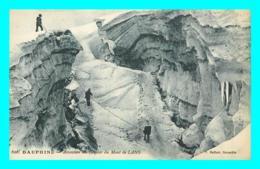 A793 / 089 05 - Dauphiné Ascension Du Glacier Du Mont De LANS - Otros Municipios