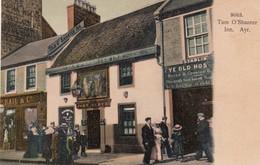 AYR, Scotland ; 00-10s ; Tam O'Shanter Inn - Ayrshire