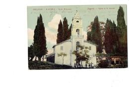 CPA - Grèce - Zagora Eglise St Kyriaki - Cloche Animation - N°133 - 1916 - Griekenland