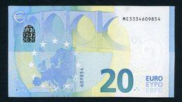 PORTUGAL - 20 EUROS - MC 3334609854 - RADAR - CAPRICUA : - EURO