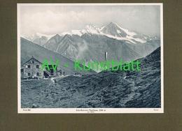 305 Kals Matreier Thörlhaus Matrei Lichtdruck 1908 !! - Ohne Zuordnung