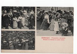 Luxembourg - Echternach - Procession Dansante - Groupes De Femmes Pleine Danse - 1910 - Postcards