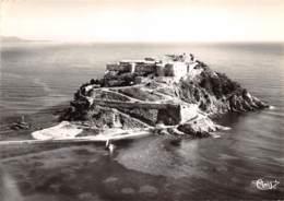 Le Lavandou - Vue Aérienne - Fort De Bregançon - Le Lavandou