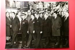 Saint Gaudens, Novembre 1970, Obsèques H.DUCOS  Photo Originale JAMMET, La Dépêche Du Midi - Saint Gaudens