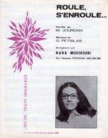 NANA MOUSKOURI - ROULE S'ENROULE - 1968 - EXC ETAT COMME NEUF - - Musik & Instrumente