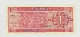 Nederlandse Antillen 1 Gulden 1970 UNC - Aruba (1986-...)