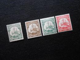 D.R.Mi 12/30 L/31/32a*MLH - Deutsche Kolonien ( Deutsch-Ostafrika ) 1905/1920 - Mi 7,30 € - Colony: German East Africa