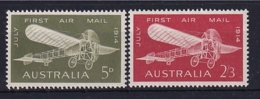 Australia: 1964  50th Anniv Of First Australian Airmail Flight  MH - 1966-79 Elizabeth II