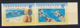 Australia: 1994   Centenary Of Organised Life Saving In Australia - Self Adhesive   MNH Booklet Pane - Nuovi