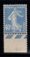 Semeuse YV 237 N** Cote 2,60 Euros - Unused Stamps