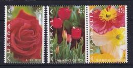 Australia: 1994   Greeting Stamps - Flower Photographs    MNH - Nuovi
