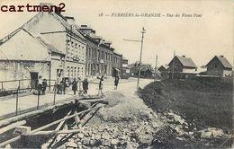 FERRIERE-LA-GRANDE RUE DU VIEUX-PONT 59 - Non Classés