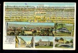 AUSTRIA - Gruss Aus Bruck A.d. Leitha / Postcard Circulated - Bruck An Der Leitha