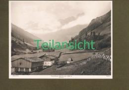 359 Tauernhaus  Felbertal Lichtdruck 1908 !! - Ohne Zuordnung