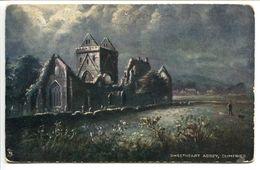 CPA Tuck Oilette - Sweetheart Abbey ( Abbaye De ) Dumfries - Série Picturesque Abbeys ( Pittoresque ) - Autres