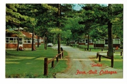 Sadie's Fern Dell Cottages - Housekeeping Cottages - On Vermont Route 127 - Malletts Bay - Burlington