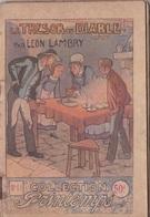 COLLECTION PRINTEMPS N° 11 LE TRESOR DU DIABLE  IMPRIMERIE DE MONTSOURIS - 1901-1940