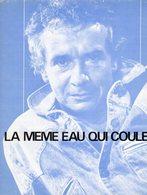 MICHEL SARDOU - LA MEME EAU QUI COULE - 1988 - EXC ETAT COMME NEUF - Música & Instrumentos