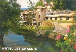 Cpsm -  Vers -  Hôtel Les Chalets                    F1263 - France
