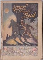 COLLECTION PRINTEMPS N° 14  L'APPEL DANS LA NUIT  IMPRIMERIE DE MONTSOURIS - 1901-1940