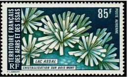 Afar Et Issas 1974 Minerals Minéraux Sel Salt Halite Lac Assal MNH - Minerals