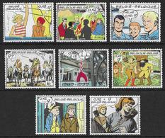 België/Belgique 1999 - Rest Verzameling 2841/49xx Rest D'une Collection - Zonder/sans 2846. Jeugdfilatelie. - Nuovi