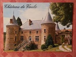 Dep 63 , Cpm  Chateau De VAULX , SAINTE AGATHE , Environs De THIERS  (16.803) - Autres Communes