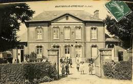 CPA - France - (76) Seine Maritime - Martinville-Epreville - France
