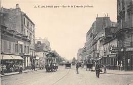 75018-PARIS-RUE DE LA CHAPELLE , LE HAUT - Arrondissement: 18