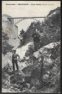 CPA 05 - Briançon, Pont Baldy - Briancon