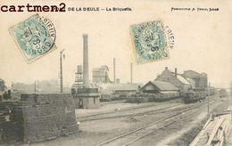 PONT DE LA DEULE LA BRIQUETTE 59 - Non Classificati