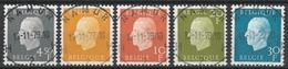 1811/1815 Roi Boudouin /Koning Boudewijn Oblit/gestp Centrale - Belgio