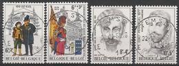 1893/1896 Culturele Oblit/gestp Centrale - België