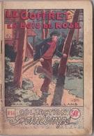 COLLECTION PRINTEMPS N° 54 LE COFFRET EN BOIS DE ROSE IMPRIMERIE DE MONTSOURIS - 1901-1940