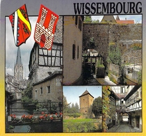 67 - Wissembourg - Multivues - Wissembourg