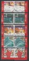 3454/3458 Contes/sprookjes Oblit/gestp - Belgio