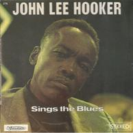 "EP 45 RPM (7"")  John Lee Hooker  ""  Sings The Blues  ""  - Blues"