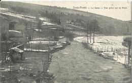TROIS-PONTS - La Salm - Vue Prise Sur Le Pont - Trois-Ponts