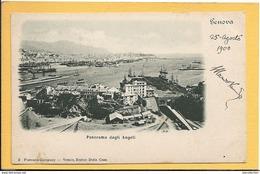 Genova - Piccolo Formato - Viaggiata - Genova