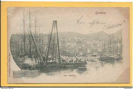 Genova - Piccolo Formato - Viaggiata - Genova (Genoa)