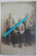 1914 Verdun Clermont Ferrand 3 Eme Régiment De Chasseurs à Cheval Dragons   Tranchée 14 18 Poilu  WW1 Carte Phot - War, Military