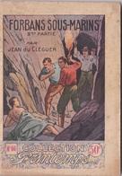 COLLECTION PRINTEMPS N° 66 FORBANS SOUS MARINS  IMPRIMERIE DE MONTSOURIS - 1901-1940