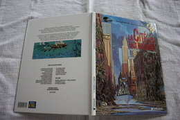 VALERIAN  édition En OR La Cité Des Eaux Mouvantes T1  Editions: DARGAUD  EO 1998  Comme Neuve - Valérian
