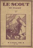 """Revue """"LE SCOUT DE FRANCE"""" N° 119 - 15.10.1930. - Scouting"""