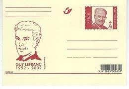 België    Postkaarten   Stripfiguren   Guy Lefranc - Postkaarten [1951-..]