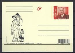 België    Postkaarten   Stripfiguren    Piet Fluwijn &   Bolleke - Postkaarten [1951-..]