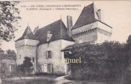 D 24 - MAREUIL Sur BELLE. - Château Beauregard. Très Beau Cliché - France