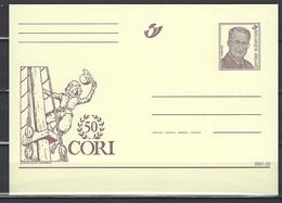 België    Postkaarten   Stripfiguren    Cori - AK [1951-..]